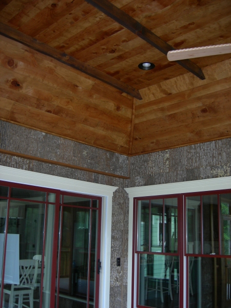 Photo Exterior Details Winston-Salem Alan Fletcher Construction