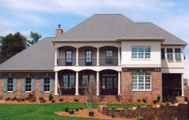Photo Custom Homes Winston-Salem Alan Fletcher Construction