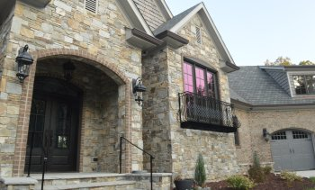Photo Gallery of Exterior Details for Custom Homes Winston-Salem