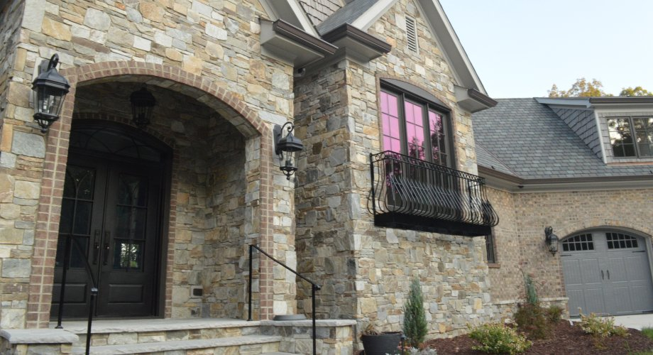 Quality Home Construction Exterior Details Winston-Salem NC