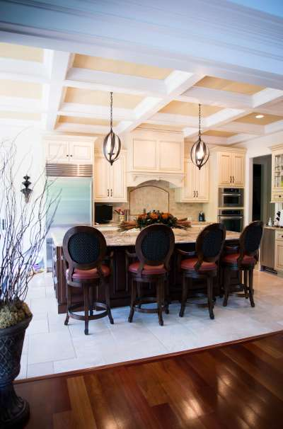 Photo Custom Kitchens Winston-Salem Alan Fletcher Construction