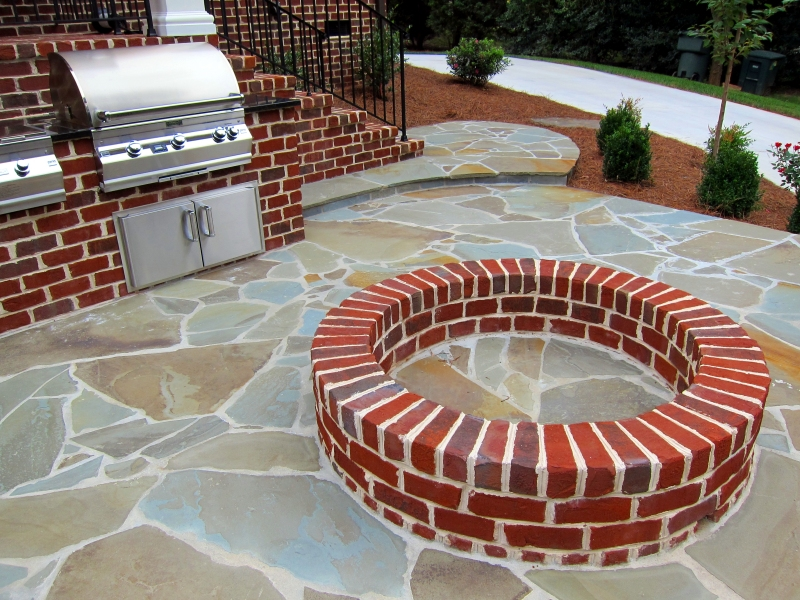 Photo Outdoor Living Spaces Winston-Salem Alan Fletcher Construction
